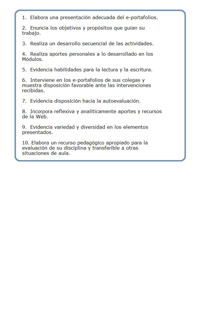 Criterios de evaluación   Lengua y Literatura.