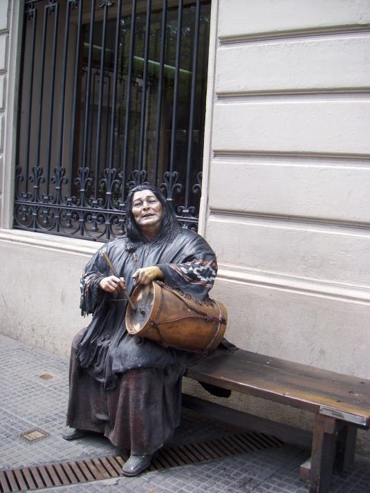Merces Sosa, cantautora tucumana @Marina Menéndez